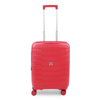 Roncato Skyline 4 Wiel Cabin Trolley 55 Expandable Rosso