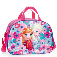 Disney Travel Bag Frozen Flowers