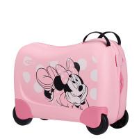 Samsonite Dream Rider Disney Suitcase Minnie Glitter