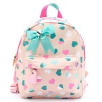 Zebra Trends Kinder Rugzak S Hearts Pink