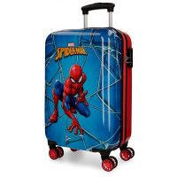 f49efac1f66 Disney Trolley 55 Cm 4 Wheels Spiderman Black