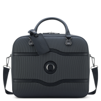 Delsey Chatelet Air 48H Tote Travel Bag Black