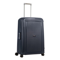 Samsonite S'Cure Spinner 75 Navy Blue Capri