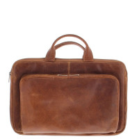 "Plevier Laptopbag Organizer 17.3"" Cognac 495"