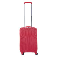 CarryOn Wave Trolley 55 Red