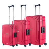 CarryOn Steward Kofferset Red