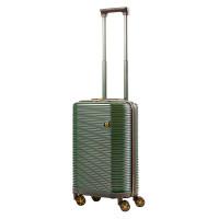 CarryOn BlingBling Handbagage Spinner 55 Green Gold