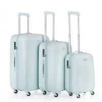 CarryOn Skyhopper 3-Delige Kofferset Mint