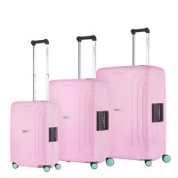 CarryOn Steward Kofferset Light Pink