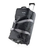 CarryOn Daily Double Loader Wieltas Black