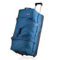 CarryOn Daily Double Loader Wieltas Blue