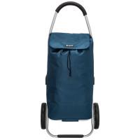 Beagles Boodschappen Trolley Jeansblauw