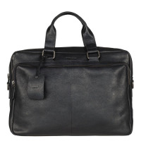 "Burkely Antique Avery Workbag 15.6"" Black 521856"