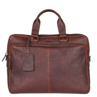 "Burkely Antique Avery Workbag 15.6"" Brown 521856"