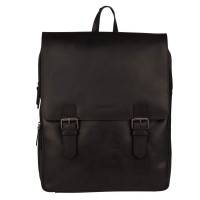 Burkely On The Move Backpack Black 529022