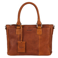 Burkely Antique Avery Handbag S Cognac 536956