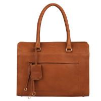 Burkely Sylvie Star Handbag M Cognac 538136