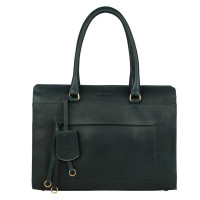 Burkely Sylvie Star Handbag M Peacock Green 538136