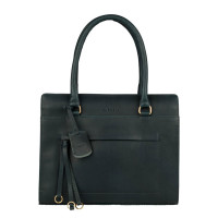 Burkely Sylvie Star Handbag S Peacock Green 538236