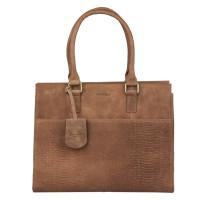 Burkely Hunt Hailey Handbag M Taupe 53829