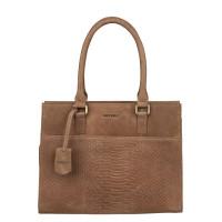 Burkely Hunt Hailey Handbag S Taupe 539029