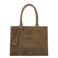 Burkely Hunt Hailey Handbag S Olive Green 539029