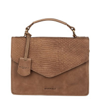 Burkely Hunt Hailey Citybag Taupe 539129