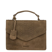 Burkely Hunt Hailey Citybag Olive Green 539129