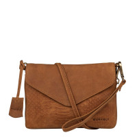 Burkely Hunt Hailey X-Over S Flap Cognac 539329