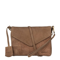 Burkely Hunt Hailey X-Over S Flap Taupe 539329
