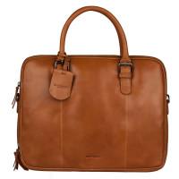 Burkely Lois Lane Workbag Cognac 539471