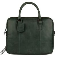 Burkely Lois Lane Workbag Bottle Green 539471
