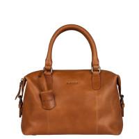 Burkely Lois Lane Handbag S Cognac 539671
