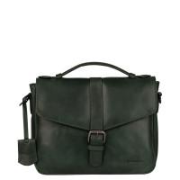 Burkely Lois Lane Citybag Bottle Green 539871