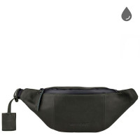 Burkely Rain Riley Bumbag Oil Green