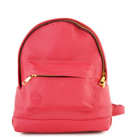 Mi-Pac Gold Super Mini Rugzak Tumbled Fuchsia