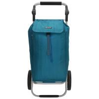 Beagles Boodschappen Trolley Met Koelvak Oceaan Blauw
