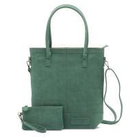Zebra Trends Natural Bag Kartel Rits XL Green 552205