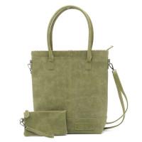 Zebra Trends Natural Bag Kartel Rits XL Army Green 552205