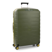Roncato Box 2.0 Young 4 Wiel Trolley Large 78 Kiwi