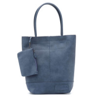 Zebra Trends Natural Bag Kartel Paradox Jeans Blue 557701