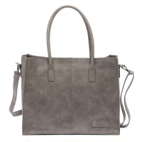 Zebra Trends Natural Bag Lisa Grey 557703