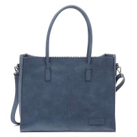 Zebra Trends Natural Bag Lisa Jeans Blue 557703