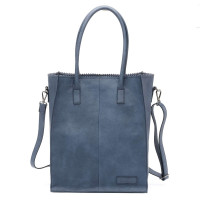 Zebra Trends Natural Bag Rosa Jeans Blue 557705
