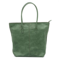 Zebra Trends Natural Bag Kartel Shopper Paradox Glass Green 557707