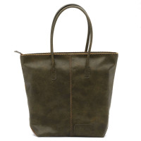 Zebra Trends Natural Bag Kartel Shopper Paradox Army Green 557707