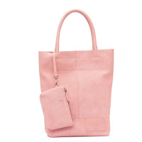 Zebra Trends Natural Bag Kartel Pink