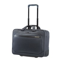 "Samsonite Vectura Rolling Tote 17.3"" Sea Grey"