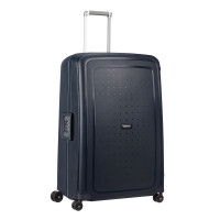 Samsonite S'Cure Spinner 81 Navy Blue Capri