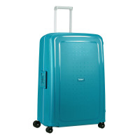 Samsonite S'Cure Spinner 81 Petrol Blue Capri